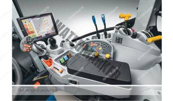 New Holland T5.130 AC. Serie T5 Auto Command lleno