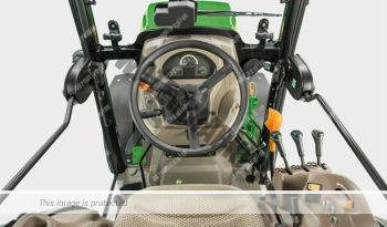 John Deere 5075 GL. Serie 5 GL lleno