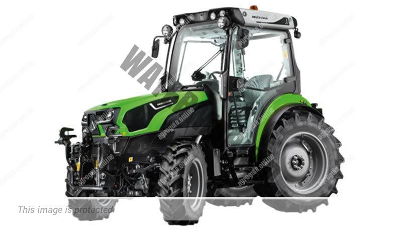 Deutz Fahr 5100DF TTV AC.ST. Serie 5DF TTV Active Steer lleno