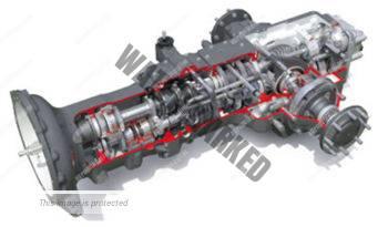 Massey Ferguson MF 3710 GE. Serie MF 3700 GE lleno