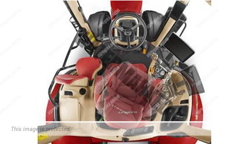 Case IH Magnum 340. Serie AFS CVX Drive lleno
