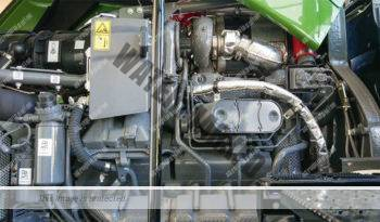 Fendt 1154 MT. Serie 1100 MT lleno