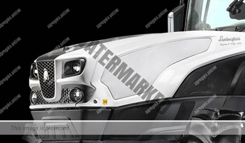 Lamborghini Spire 90 F VRT. Serie Spire F VRT lleno