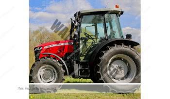 Massey Ferguson MF 3707 AL. Serie MF 3700 AL lleno