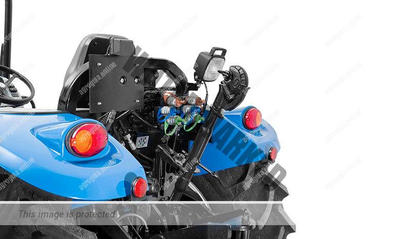 New Holland TD4.100 F. Serie TD4 F lleno