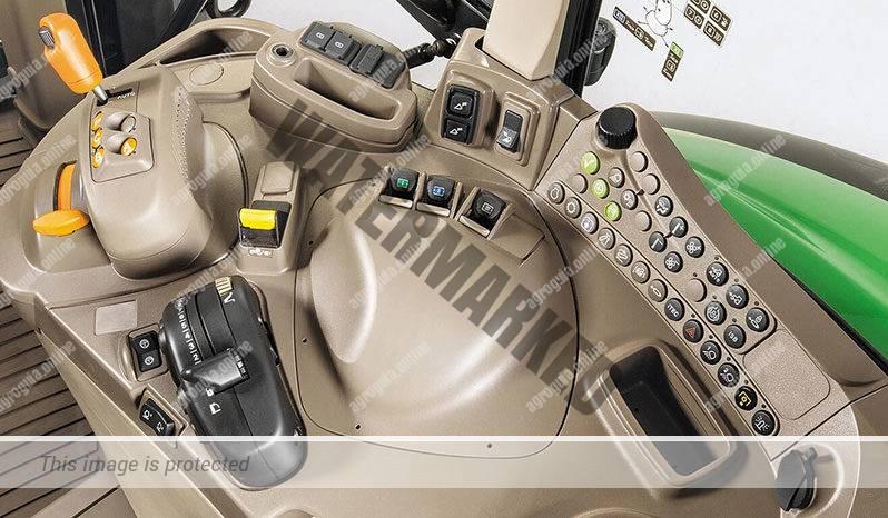John Deere 6120 M 4. Serie 6M 4 lleno