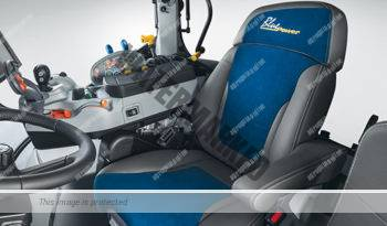 New Holland T5.130 DC. Serie T5 DC lleno