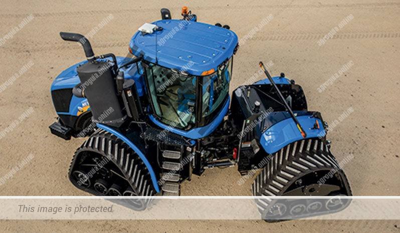 New Holland T9.435. Serie T9 lleno