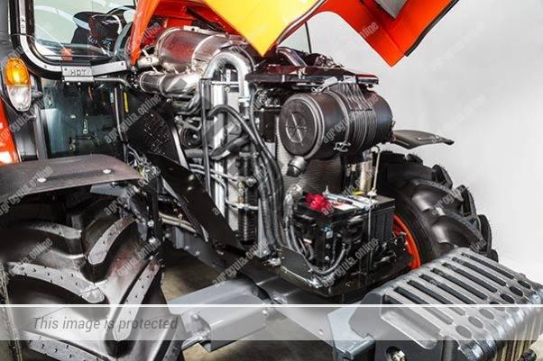 Kubota M5111. Serie M5001 lleno