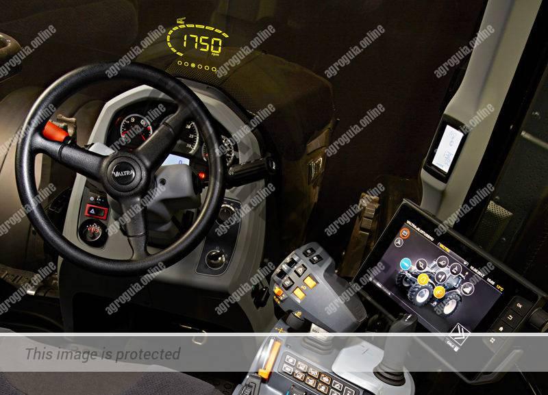 Valtra T154 con SmartGlass