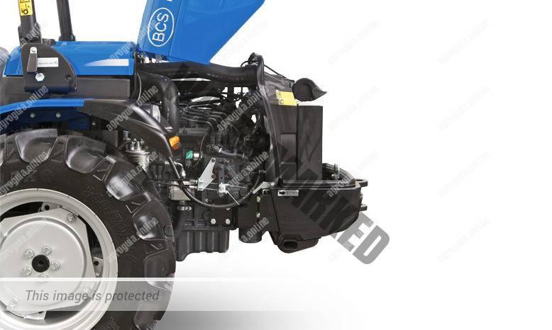 BCS K 400 RS. Serie Invictus lleno