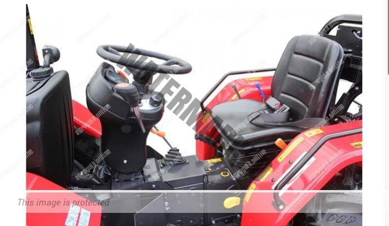 Agrimac 9045 S. Serie 9000 lleno