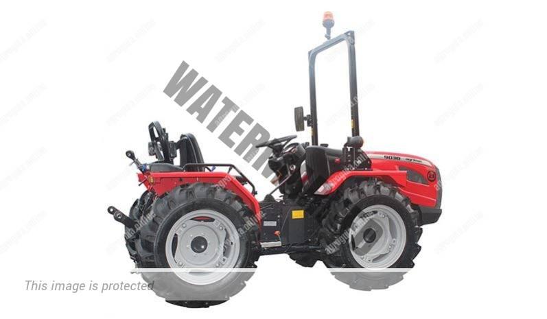 Agrimac 9055 S. Serie 9000 lleno