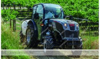 Carraro 115 VLB. Serie Agricube VLB lleno