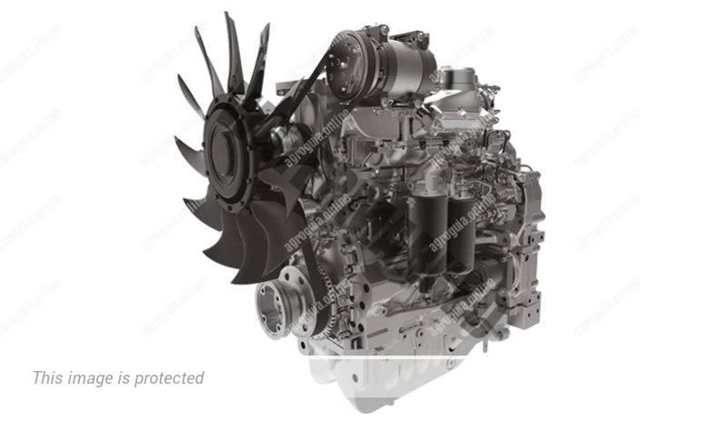 McCormick X6.440. Serie X6.4 lleno