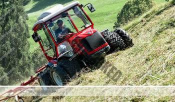 Antonio Carraro 7600 TTR. Serie Infinity lleno
