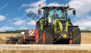 Claas Arion 530. Serie Arion 500 lleno