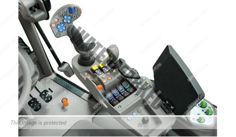 Deutz-Fahr 511D5 TTV S. Serie 5D TTV S lleno