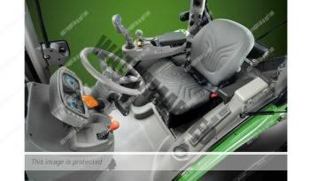 Deutz-Fahr 5090.4D  TTV S. Serie 5D TTV S lleno