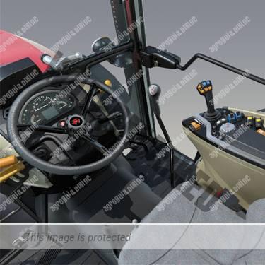 Massey Ferguson 3707 V. Serie MF 3700 V lleno