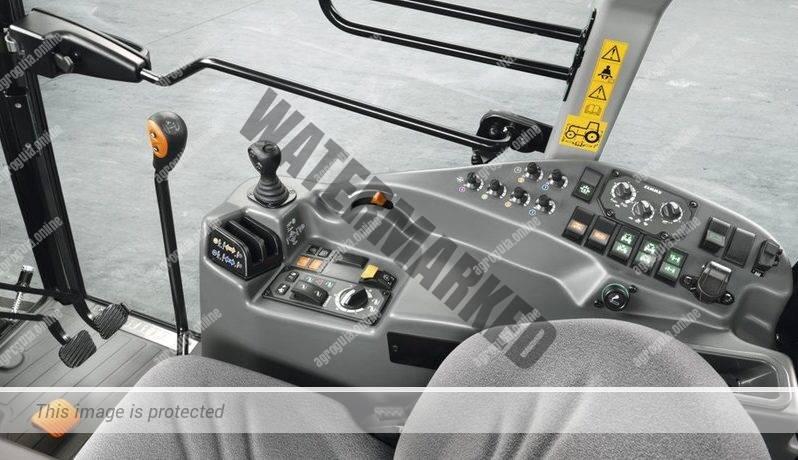 Claas Nexos 250 VL. Serie Nexos Viñero Ancho lleno
