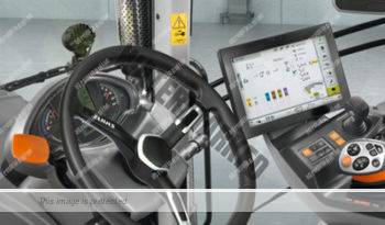 Claas Arion 550. Serie Arion 500 lleno