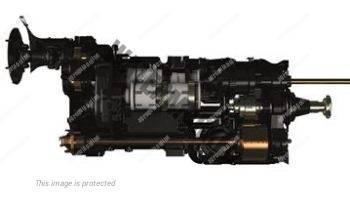 Case IH 320. Serie Magnum lleno