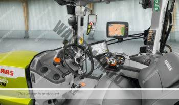 Claas Arion 610. Serie Arion 600 lleno