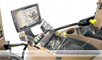 Case IH 115 CVX. Serie Maxxum CVX lleno