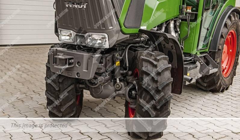 Fendt 209 V Vario. Serie 200 V Vario lleno