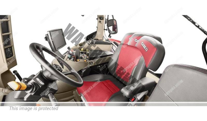 Case IH 240 CVX. Serie Puma CVX lleno