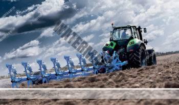 Deutz-Fahr 9310. Serie Agrotron 9 TTV lleno