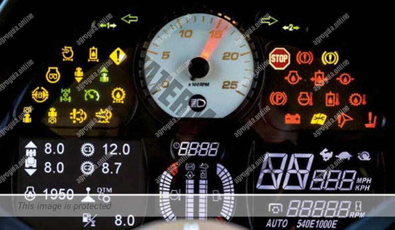 Massey Ferguson 5710. Serie MF 5700 lleno