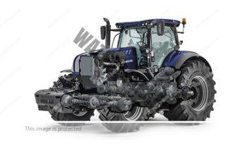 New Holland T7.275. Serie T7 Heavy Duty lleno