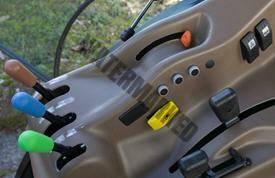 John Deere 5075 GN. Serie 5GF lleno
