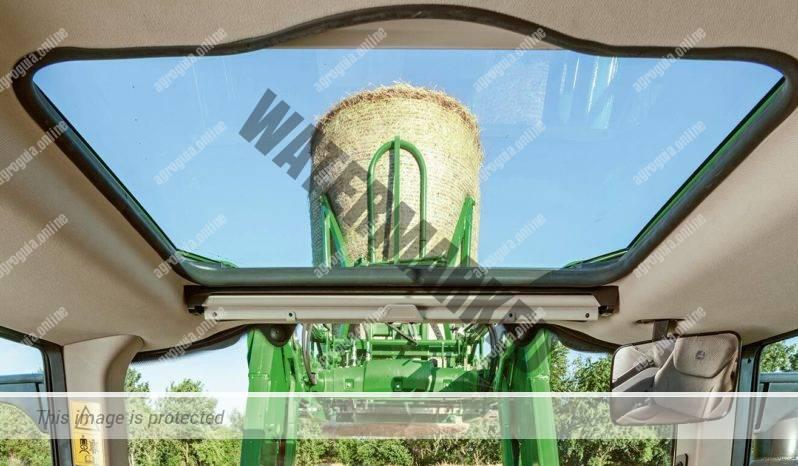 John Deere 6130 M. Serie 6M lleno