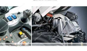 Lamborghini Spark 155.4. Serie Spark 4 lleno