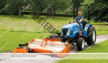 New Holland Boomer 20. Serie Boomer lleno