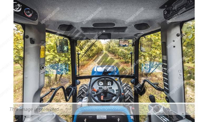 New Holland T4. 110 V. Serie T4 V lleno