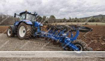 New Holland T7.195 S. Serie T7 S lleno