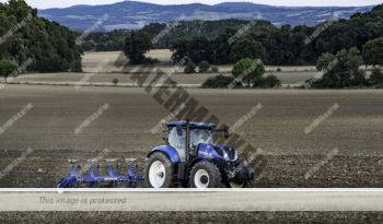 New Holland T7.210. Serie T7 SWB lleno