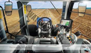 New Holland T8.435. Serie T8 lleno