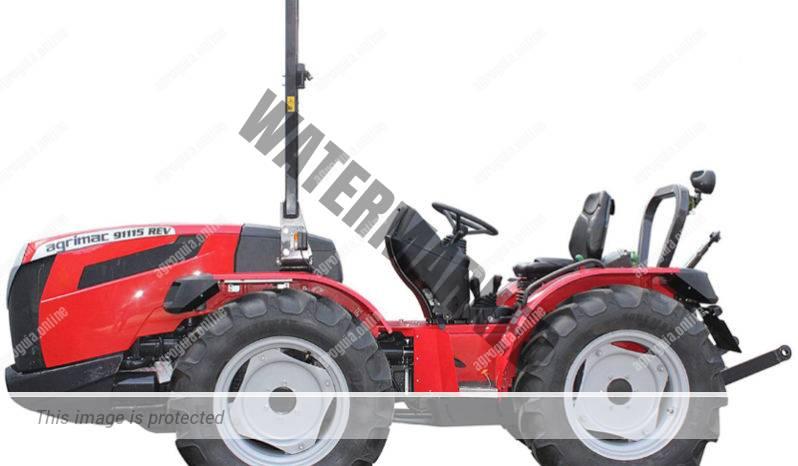Agrimac 9185 S REV. Serie 9100 S REV lleno