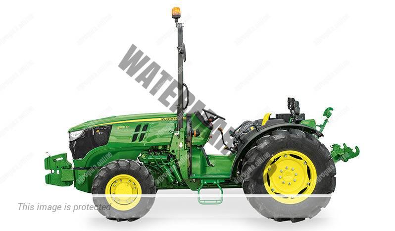 John Deere 5090 GL. Serie 5 GL lleno