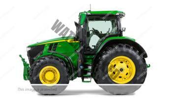 John Deere 7R 270 G2 Fase V. Serie 7R G2 Fase V lleno