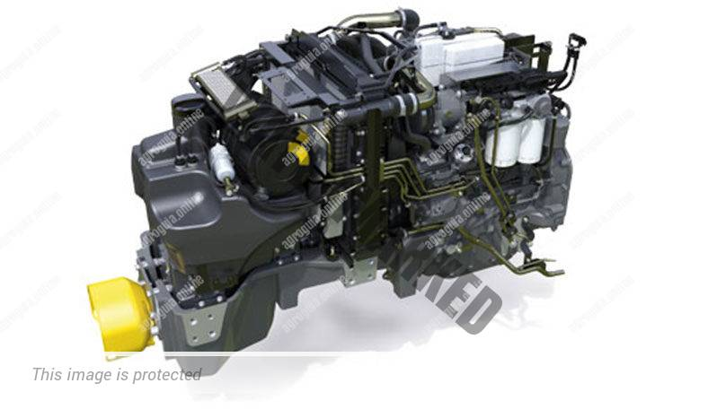 Massey Ferguson MF 3707 GE. Serie MF 3700 GE lleno