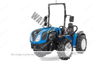 New Holland 4.70. Serie TI 4 lleno