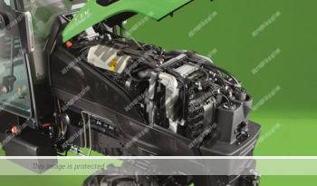 Deutz Fahr 5115DF TTV AC.ST. Serie 5DF TTV Active Steer lleno