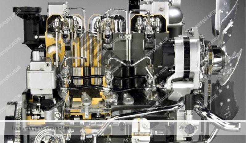Deutz Fahr 70 F Keyline. Serie Agro Plus F Keyline lleno