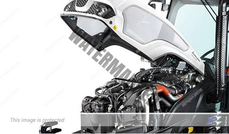 Lamborghini Spire 105 S. Serie Spire S lleno